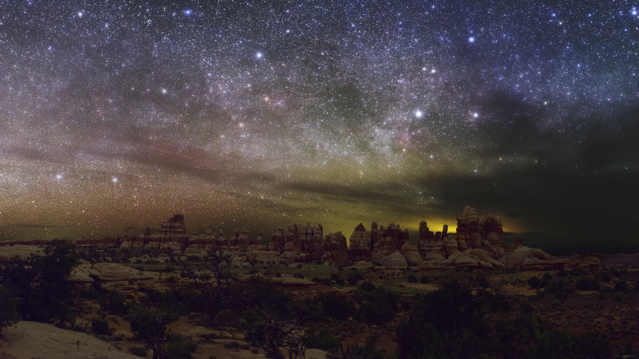 Milky Way now hidden from a third of humanity | National Oceanic and  Atmospheric Administration