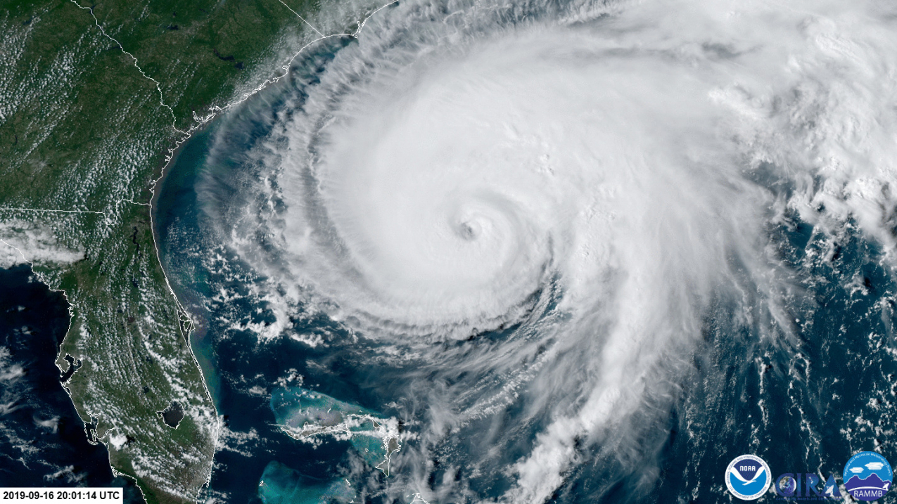 Hurricanes   National Oceanic and Atmospheric Administration